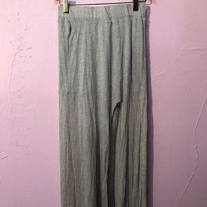 Brandy Melville Long Skirt One Size